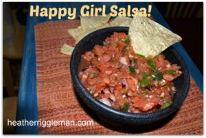 The Best Salsa Ever