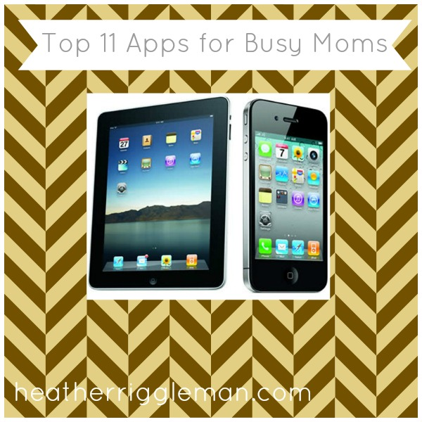 Best Apps to Get Organized to Do the Mom Thing!