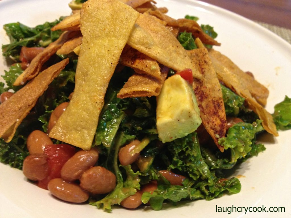 Honey Chipotle Mexican Salad_lcc