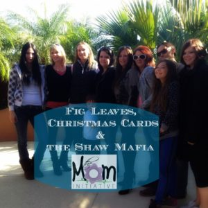 Of Fig Leaves, Christmas Cards and The Mafia