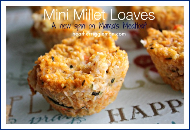 Mini Millet Loaves