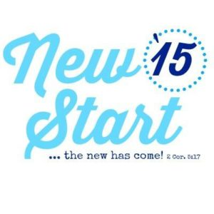 Want a New Start in 2015? Join Me