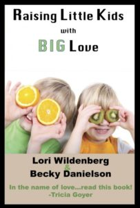 Courage in the Face of Fear (Giveaway) with Lori Wildenberg!!