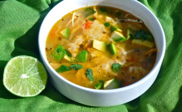 Soul Food – Tortilla Lime Soup for those drizzly days