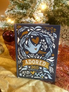 Adored 365 – Devos for young women & giveaway