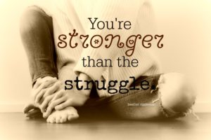 Forging a Fierce Faith – You're Stronger Than the Struggle